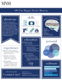 Megan Mowery Resume
